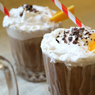 Mocha Orange Frappies