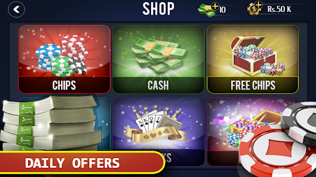 Teen Patti Gold - Indian Poker 2.0 screenshot 349205