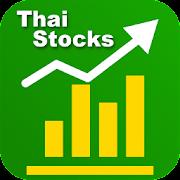 Stocks: Thailand Stock Markets - Large Font