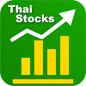 Stocks: Thailand Stock Markets - Large Font
