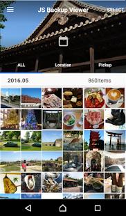 JS Backup Photo【ex- JS Backup Viewer】 - náhled
