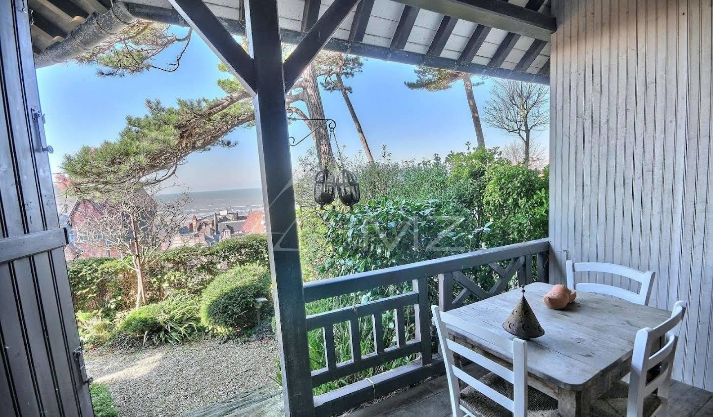 Apartment with terrace Trouville-sur-Mer