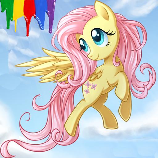 Paint Little Pony