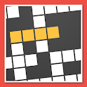 Crossword : Fill-it-in icon
