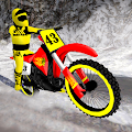 Snow Mountain Bike Racing- Heavy Motocross Driving APK