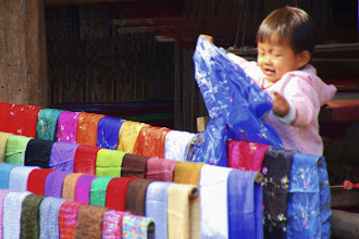 Photo: Day 275 - Young Scarf Seller