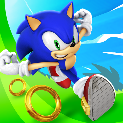 Sonic Dash game (apk) free download for Android/PC/Windows