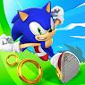 Установить  Sonic Dash [Мод: много колец]