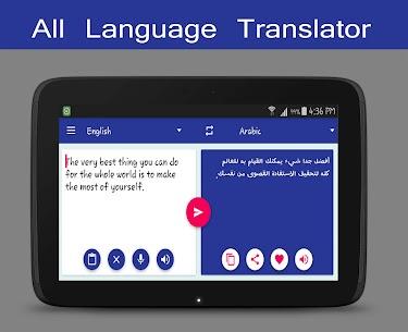 All Language Translator Free 3