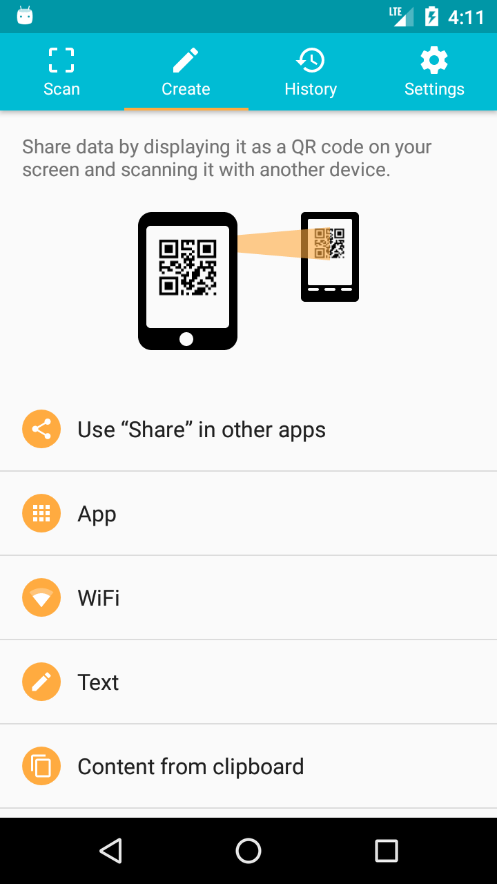 QR & Barcode Scanner (Pro) Screenshot 2