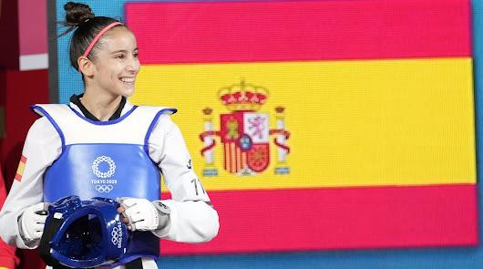 Adriana Cerezo: una medallista que se apuntó a taekwondo sin permiso