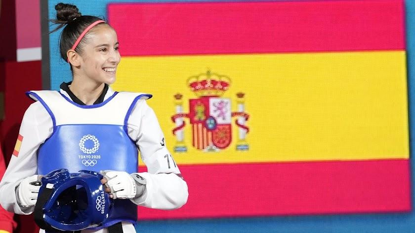 La española ha obtenido una plata.