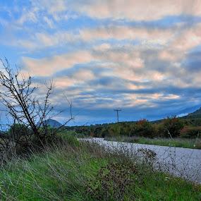 by Baggelis Karaliolios Zerofive - Landscapes Cloud Formations