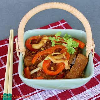 Tofu Curry - Vietnamese.