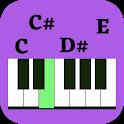 A To Z Piano Notes | Bollywood Piano Notes icon