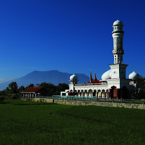 The Holy Mosque by Adi Krishna - Buildings & Architecture Places of Worship