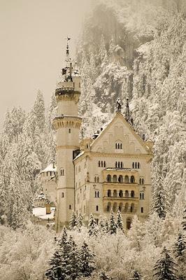 Il castello di cenerentola di ingirogiro