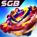 App herunterladen Super God Blade : Spin the Ultimate Top! Installieren Sie Neueste APK Downloader