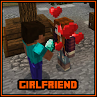 Girlfriend Mod for MCPE Addon icon