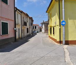 Photo: Zambrone e vicoli,Calabria.