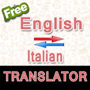 English to Italian & Italian to English Translator