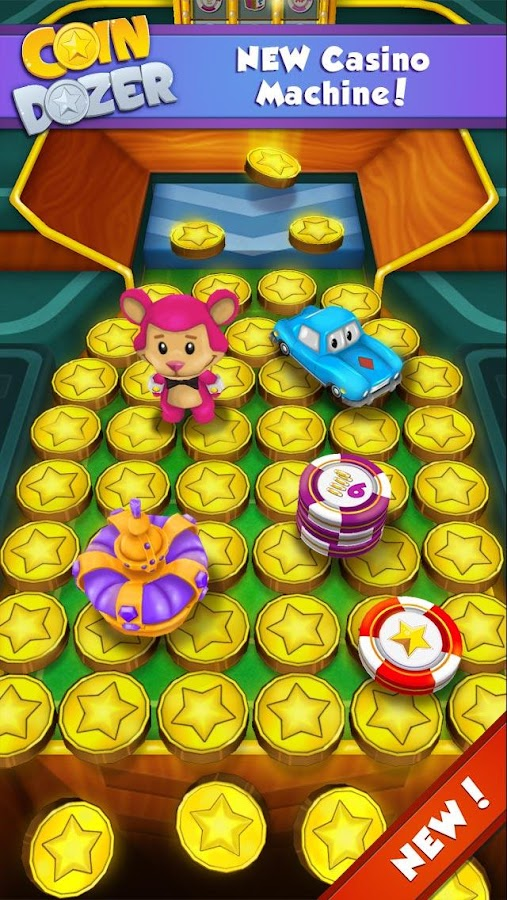 Coin Dozer - Free Prizes- screenshot