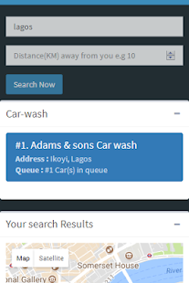 Autospa WashMyCar - náhled