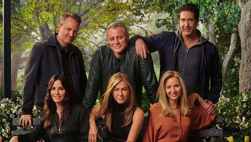 How and where to watch the Friends Reunion special