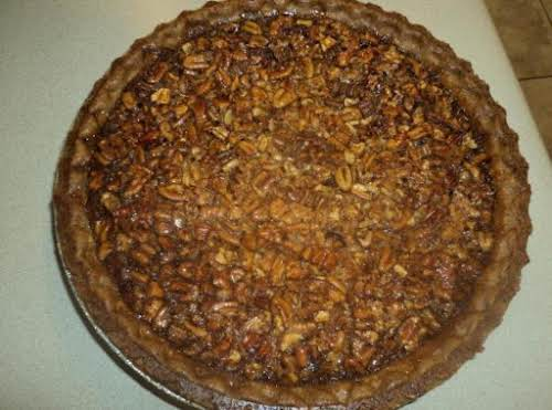"Southern Alabama Pecan Pie ""Perfect pecan pie! Thank you so much for..."
