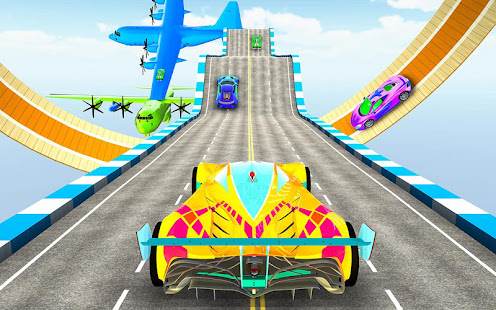 Download Mega Ramp Impossible : Car Stunt For PC Windows and Mac apk screenshot 1