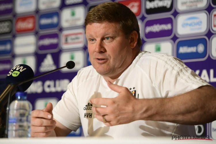 """Vanhaezebrouck réagit à la rumeur Sagnol: """"Si l'assistant du Bayern doit commencer à faire sa propre publicité..."""""""