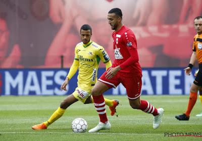 Westerlo haalt de transfervrije Nader Ghandri weg bij Antwerp
