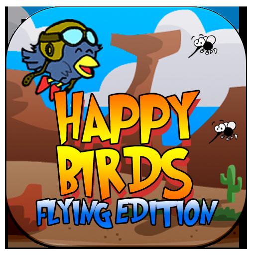 快乐的小鸟 動作 App LOGO-硬是要APP