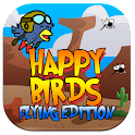 Happy Birds :Flying Edition icon