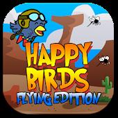 Happy Birds :Flying Edition