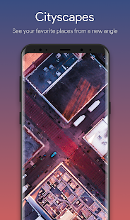 Droneviews - Wallpapers - náhled