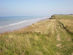 Photo: Norfolk Coast Path - From Wiveton to Cromer - Weybourne Cliffs