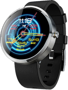 Watch Face Scoon HUD1 v1.01