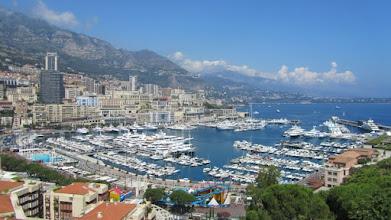 Photo: Vistas del Puerto de Mónaco