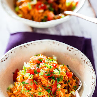 3 Ingredient Mexican Rice.