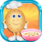 Cooking Game : Potato Soup