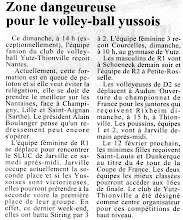 Photo: Avant ASVB - Nantes
