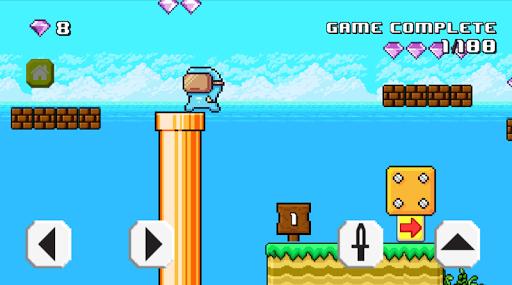 Super Knuckle Quest apktram screenshots 2