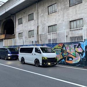 ハイエースバン TRH200V 2018年式 5MT 2000ガソリン車のカスタム事例画像 かまちゃん。さんの2020年07月13日00:26の投稿