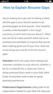 professional resume templates 2018