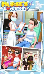 Download Nurse's Love Story For PC Windows and Mac apk screenshot 1