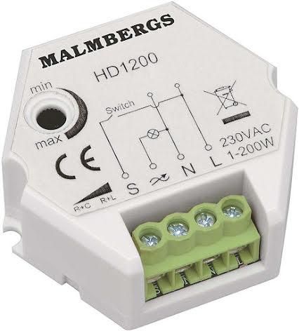 Malmbergs Dosdimmer HD1200