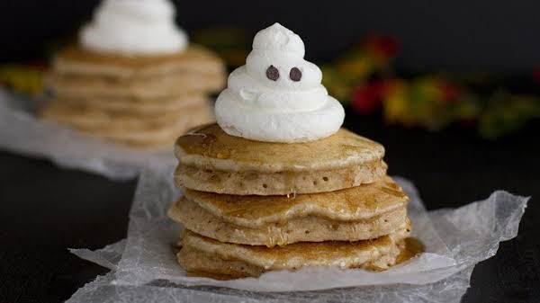 Spiced Ghost Pancakes Recipe