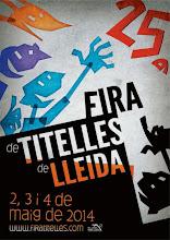 Photo: 25ª Fira de Titelles de Lleida 3 i 4 de maig de 2014