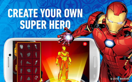 Download Marvel HQ u2013 Games, Trivia, and Quizzes MOD APK 4